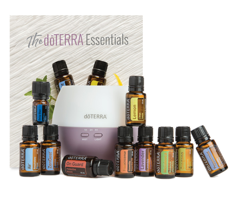 Home Essentials oTERRA Healingoils