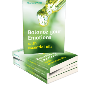 Buch Thorsten Weiss balance your emotions with essential oils